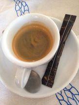 a deep dark espresso